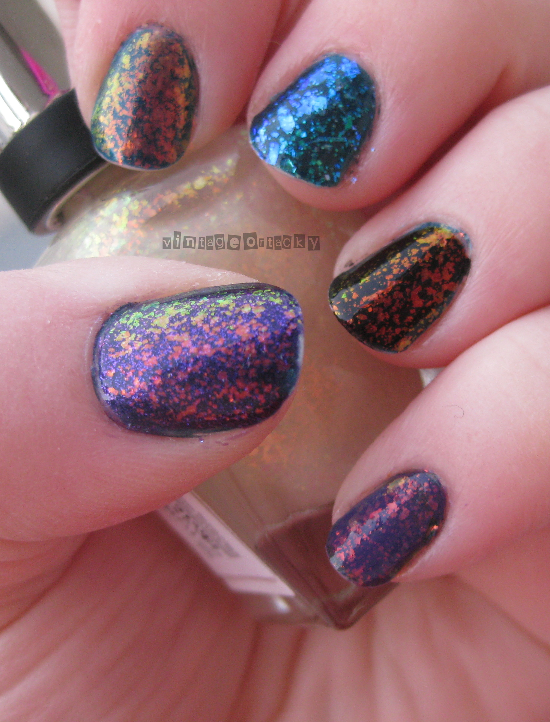 New Nailpolish Goodness! | Vintage or Tacky
